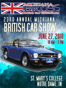 Michiana British Car Show